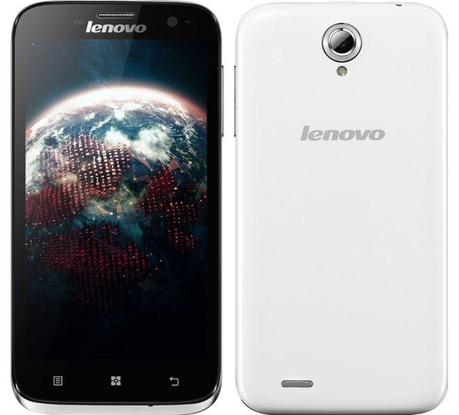 Бюджетный смартфон Lenovo A859
