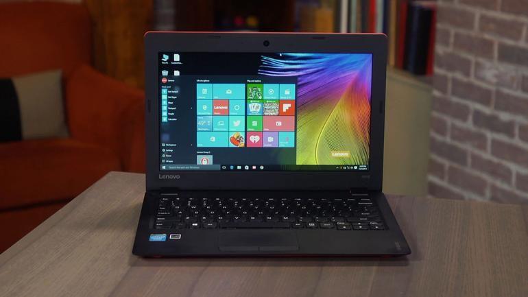 Обзор лэптопа Lenovo 100S