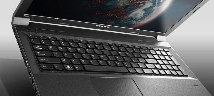 Биос на Lenovo b590