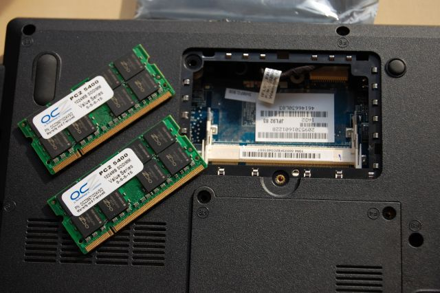 Замена оперативной памяти Lenovo